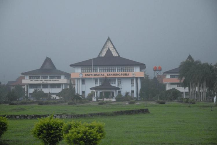 Universitas Tanjungpura Universitas Pertama Di Kalimantan Barat Keren
