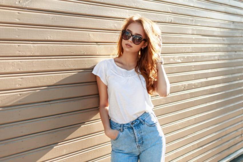 1.penggunaan Celana Jeans Hight Waist Akan Membuat Tubuh Terlihat Lebih Tinggi