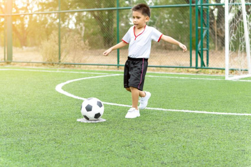 5.lengkapi Dengan Sepatu Olahraga Yang Pas