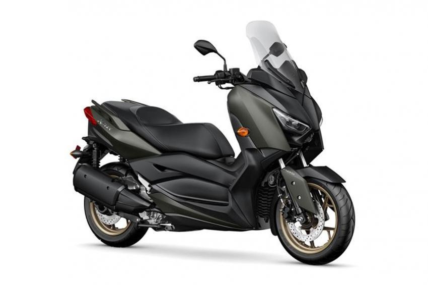 Motor Yamaha Xmax