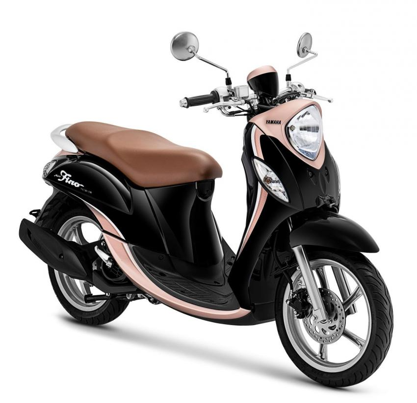 Pilih Mana Yamaha Fino Grande & Premium & Sporty 125 Blue Core